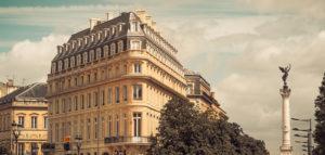 Architecture, Historic building,City of Bordeaux, France, Europe